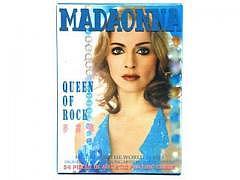 Madonna Poker Cards
