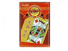 Chinese Pokerkarten N°. 2058
