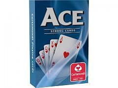 01.124b - ACE Poker Karten, Blau