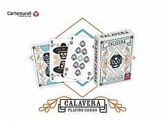 Calavera Poker Karten