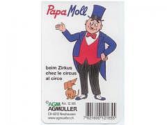 Papa Moll beim Zirkus