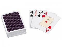 Rommé / Poker - Braille Karten