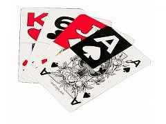 LV Bridge / Poker Jumbo Beschriftung