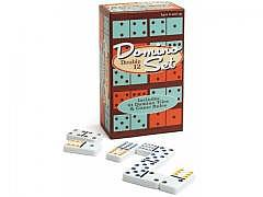 Domino für Mexican Train (Doppel 12)