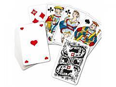 Jasskarten Piquet (F)  / Scherenschnitt