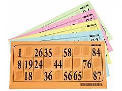 Lottoblätter 100 Stk.