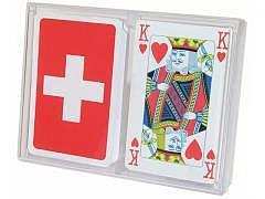 11.507 - Doppel Bridge / Poker - Schwe..