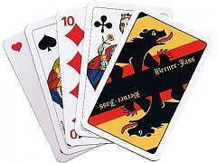 Berner Jass - Spielkarten, Piquet