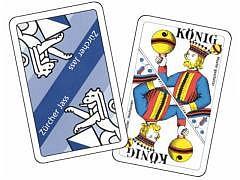 Zürcher Jass - Spielkarten