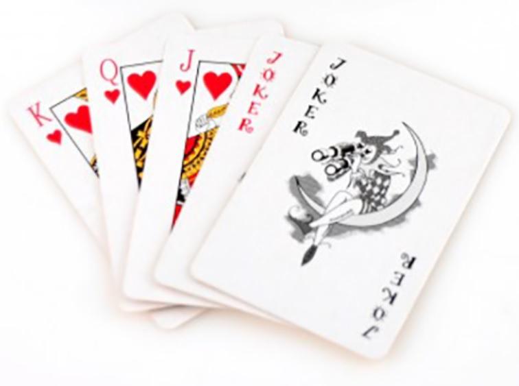 Poker Karten Anzahl