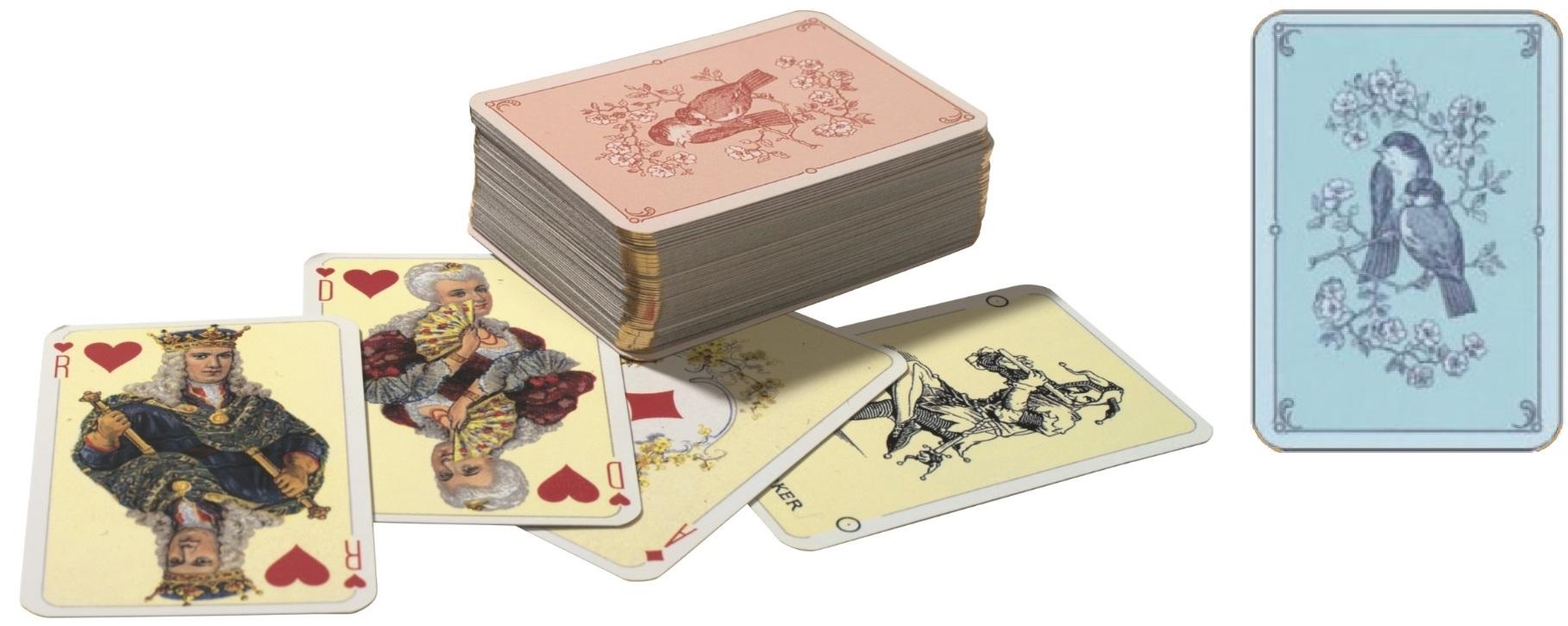 Patience Karten