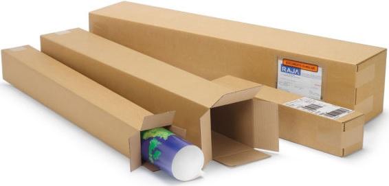 Beispiel: Verpackung bis ca. 5 Kilo / Jassteppiche