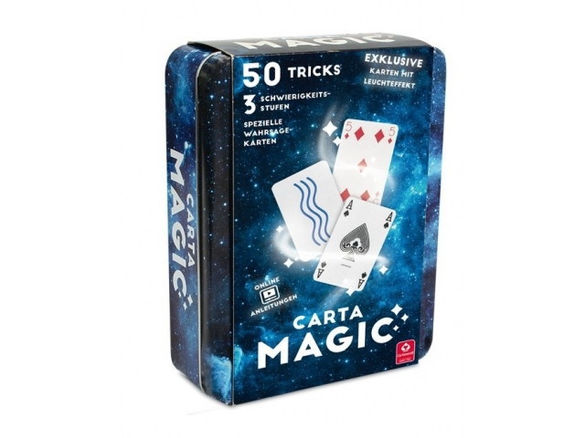 Zauberkarten Trick