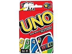 98.888 - UNO - Kartenspiel + 4 Spezialkarten !