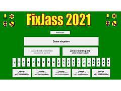 88.302 - FixJass - DL, die Auswerungssoftware für Jassleiter