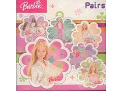 64.068 - Barbie: Pairs - Blumenkarten