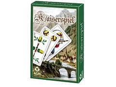 Kaiser - Karten / Cheisärä  / AGM