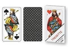 12.246 - TRESETTE - Tessiner Kartenspiel