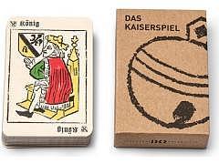 11.104 - Orig. Kaiser - Karten / Cheisärä Spiel / Kaiser-Jass