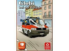 Globi bei der Polizei