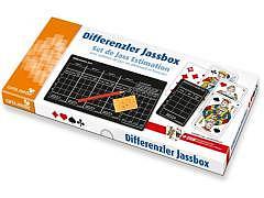 EDJV-75.529 Differenzler Jass Box / F