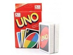 98.887 - UNO - Kartenspiel + 4 Spezialkarten !