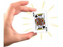 Mini-Poker / BlackJack / Rommé - Karten