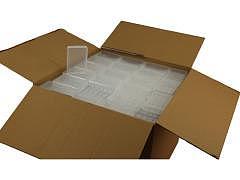 x Karten Verpackung Box