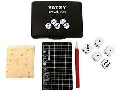 Yatzy Travel Box