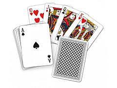 Poker Karten Aktion