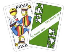 11.469 - St.Galler Jass - Spielkarten