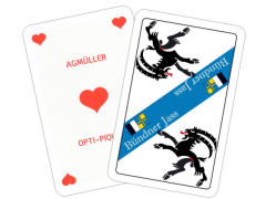 11.480 - Bündner Jass - Spielkarten, Piquet