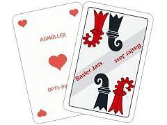 11.470 - Basler Jass - Spielkarten