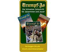 TA Die Schweizer Zeitschrift für Jasserinnen und Jasser