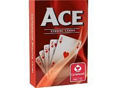 01.124a - ACE Poker Karten, Rot